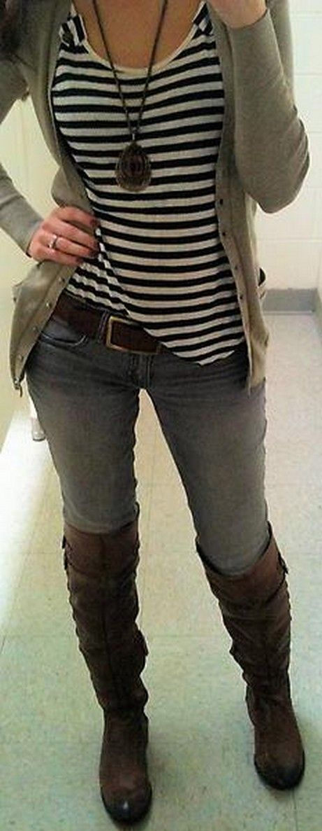 Cool 54 Stylist Cardigan Outfit Ideas for Women54 Stylist Cardigan Outfit Ideas for Women http://www.fashionetter.com/2017/04/01/54-stylist-cardigan-outfit-ideas-women/