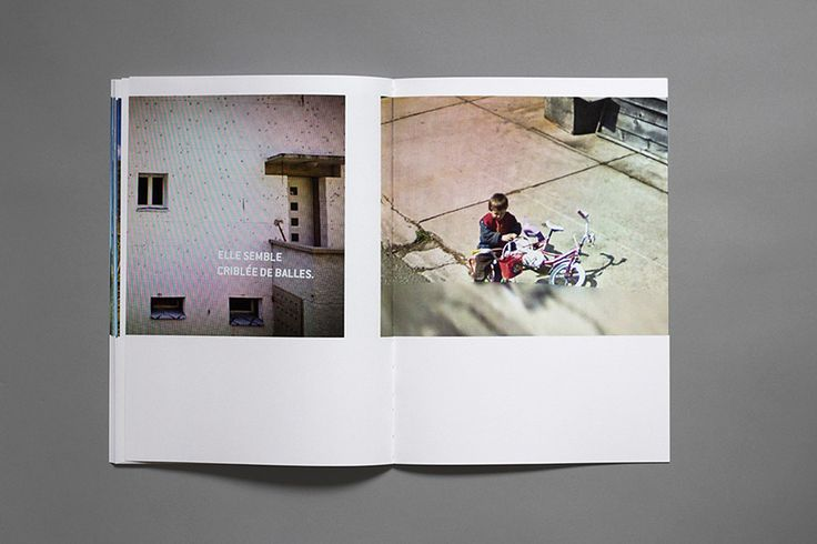 Yan Vuillème - Diploma, Book, La Neuveville, Google Street View, Photography