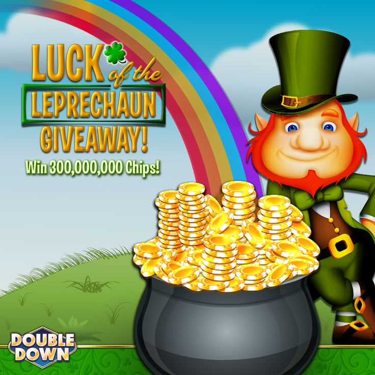 (EXPIRED) Today's your last chance at winning a leprechaun's bounty of free chips! Start playing with 250,000 FREE chips when you tap the Pinned Link (or use code WZCFZT)