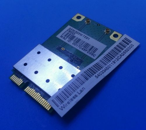 Acer Aspire 5430 5630 5735Z 5810T 7000 Series MS2261 Wireless Wifi Adapter Card