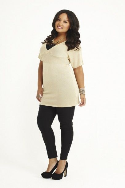 2013 fall-winter plus size fashion   Conway Plus size summer/fall and fall/winter collection » Le Image ...