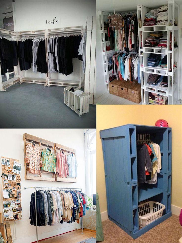 764 best decoraci n dormitorios images on pinterest a for Decoracion con palets
