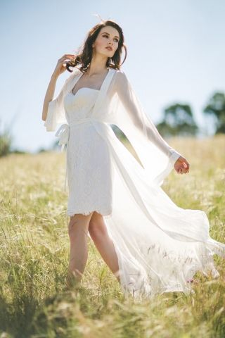Willow Wrap - $590.00 : Marry Me Charlie, Your Online Wedding House   The Marketplace Making a Difference