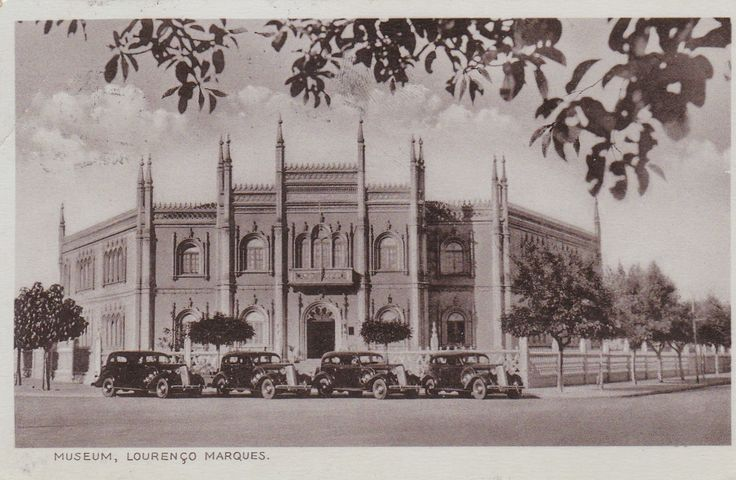 Moçambique - Museu