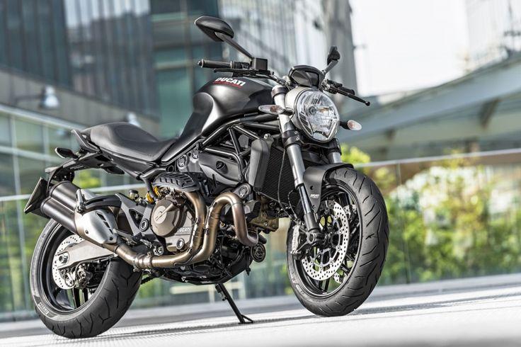 Ducati Monster 821 Dark - https://www.pinterest.com/pin/735564551608793600