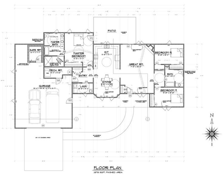 Top 18 photos ideas for aging in place house plans house Aging in place floor plans