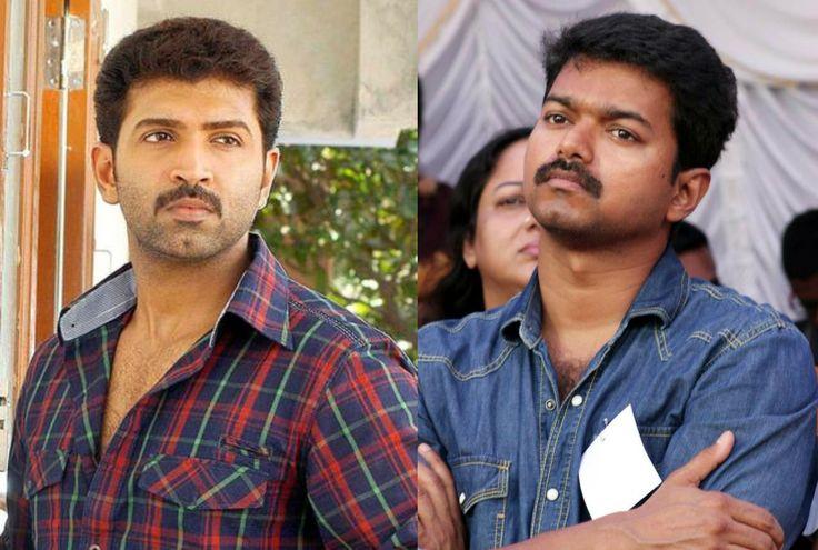 Arun Vijay replaces Vijay