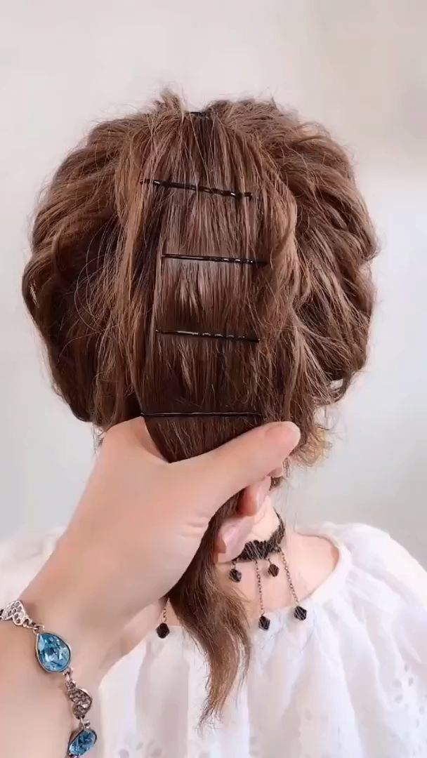 hairstyles for long hair videos| Hairstyles Tutorials Compilation 2019 | Part 382 – Kat_Isa No
