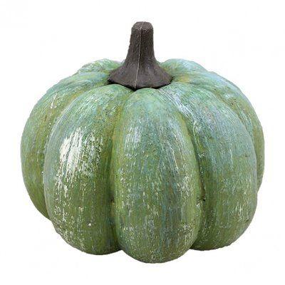 WingTaiTrading Pumpkin Sculpture
