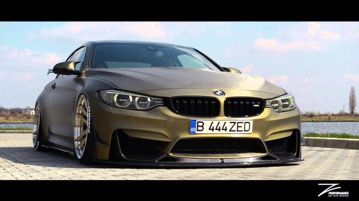 Bagged BMW M4