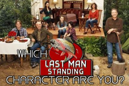 Which 'Last Man Standing' Character Are You?