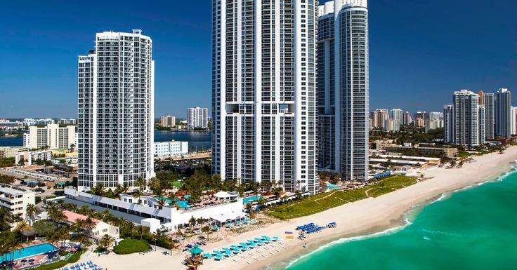 Trump International Beach Resort  North Miami Beach, Florida