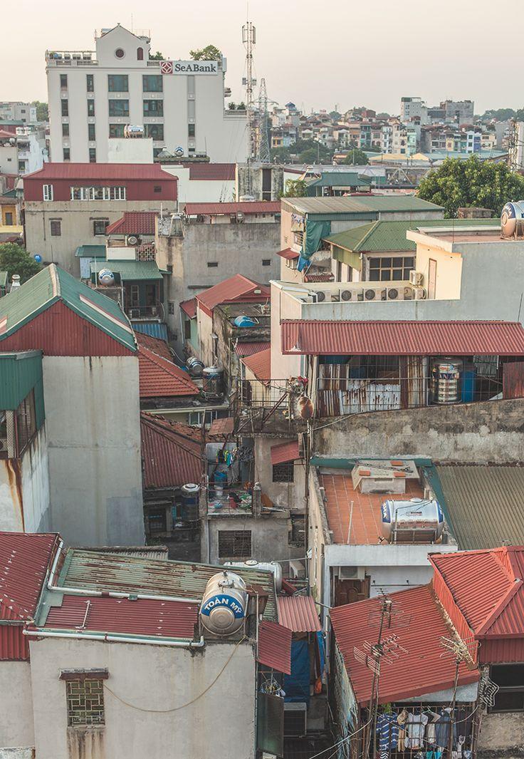 Hanoi, Vietnam | Jenna Sue Design Blog