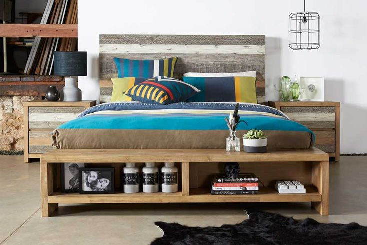 Image Result For King Queen Bed