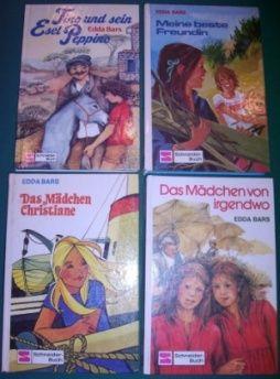 Kinderbuchautoren - Edda Bars
