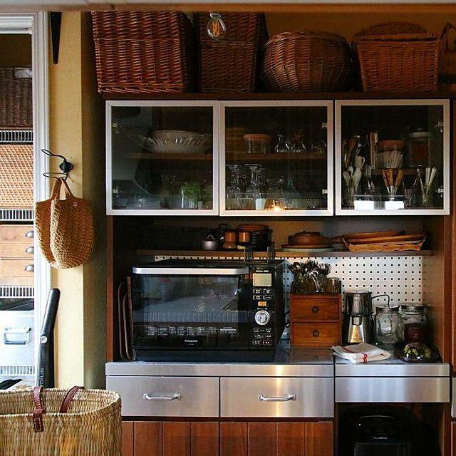 キッチン収納/食器棚/unico/unico食器棚のインテリア実例 - 2017-09-29 09:13:34   RoomClip(ルームクリップ)