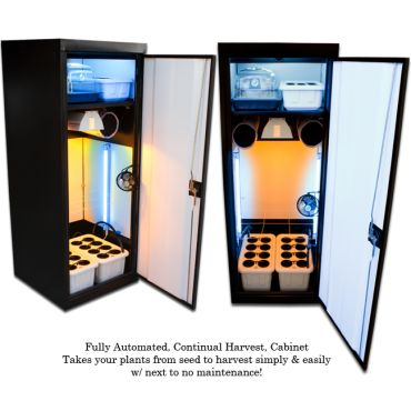 The Super Star is a hydroponics grow box systems that has all in one capabilities and retails for $1595 at Dealzer.com!