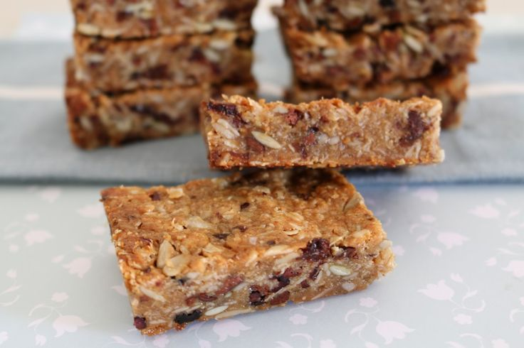 Soft & Chewy Homemade Muesli Bars - Healthy & Delicious! | Bake Play Smile