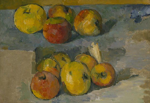 Paul Cezanne, Apples, 1878-79, Metropolitan Museum of Art