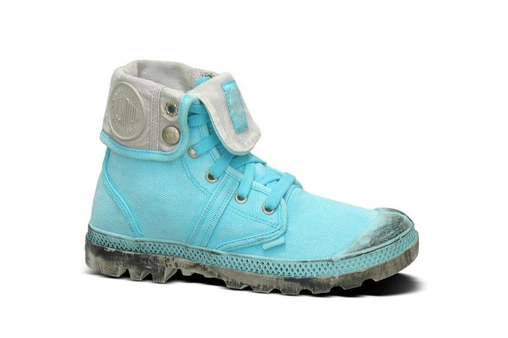 hippe Palladium Pallabrouse Baggy (Blauw)