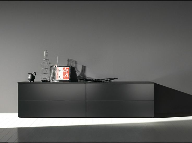 INTERLüBKE Anbau- Sideboard CUBE CHANGE by Interlübke   Design Werner Aisslinger