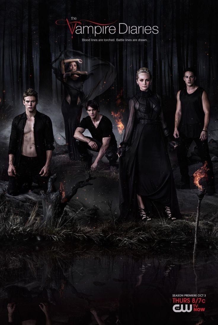 Дневники Вампира (Vampire Diaries)