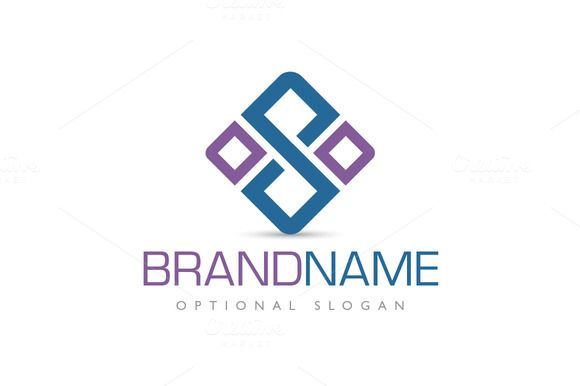 Square Design Logo