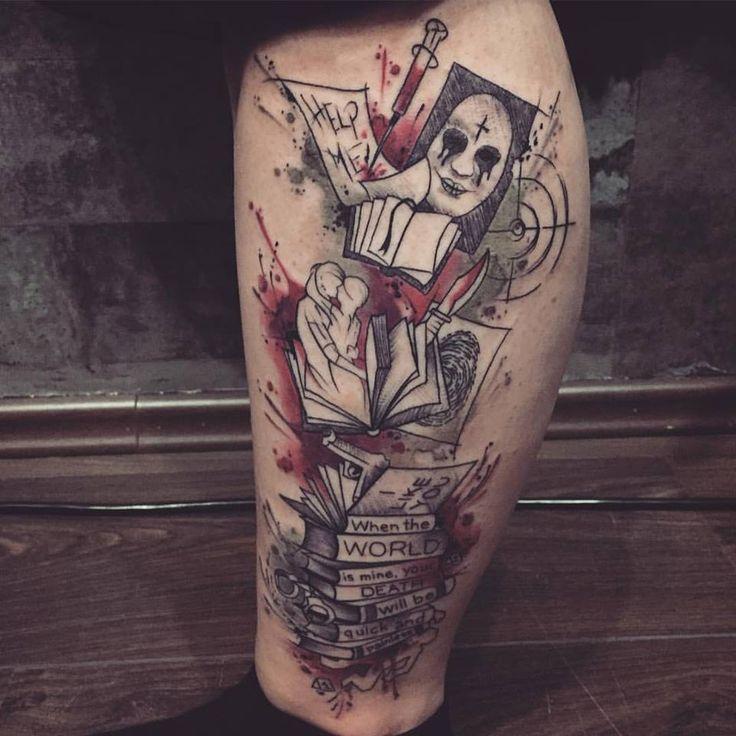 687 best images about lit tattoos on pinterest. Black Bedroom Furniture Sets. Home Design Ideas