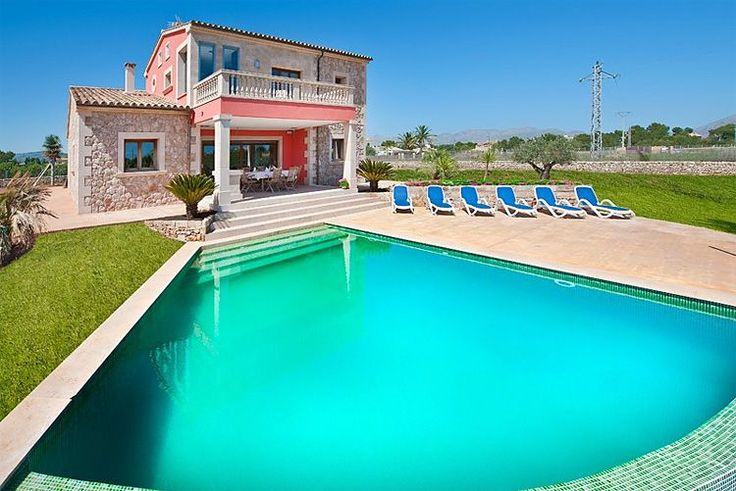 4 bedroom villa in Alcudia Centre, Alcudia - 1308022