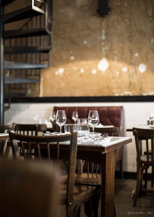 bones restaurant | Paris \\ This restaurant is on my list.