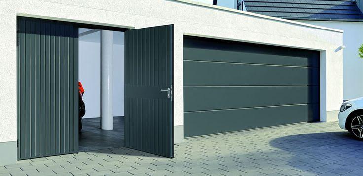 Side Hinged Garage Doors from Garador   Garage Doors   Pinterest   Garage  doors  Side hinged garage doors and Doors. Side Hinged Garage Doors from Garador   Garage Doors   Pinterest