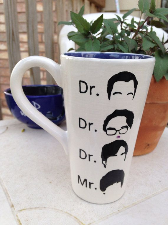 Big Bang Theory mug on Etsy, $22.25 AUD