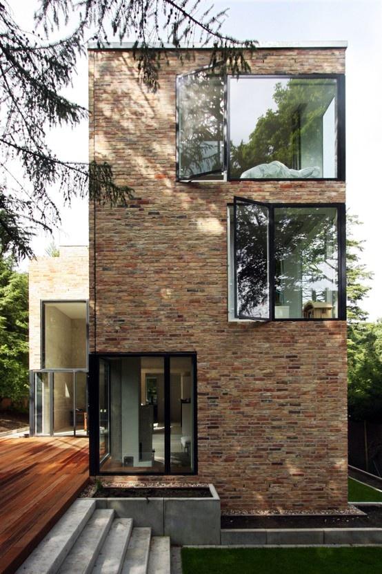 House in Hamburg