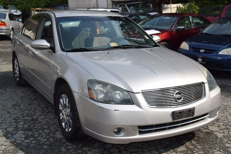 Cool Great 2006 Nissan Altima S 2006 Nissan Altima S*3-days* No RESERVE* GOOD CONDITION* 2018 Check more at http://24auto.ga/2017/great-2006-nissan-altima-s-2006-nissan-altima-s3-days-no-reserve-good-condition-2018/