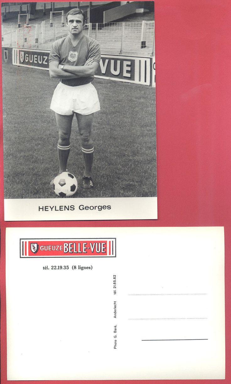 Carte Postale R S C A Georges Heylens Gueuze Belle VUE | eBay