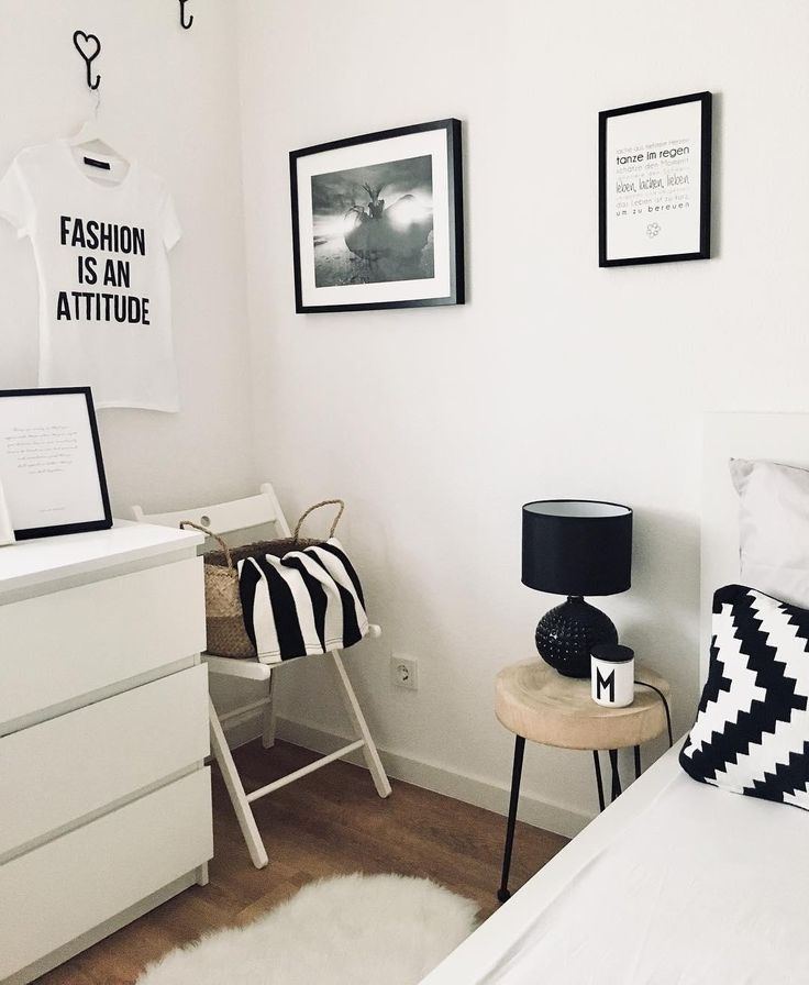 Die besten 25+ Nachttisch schwarz Ideen auf Pinterest schwarze - schlafzimmer schwarz wei
