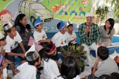 MANTAGI BARU: Rumah Dongeng sebagai Basis Pendidikan Karakter Ba...