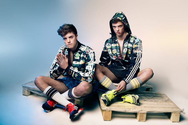 Twin Brothers Dominik & Rafael Starmach for Reflex Homme image Duo Games 005
