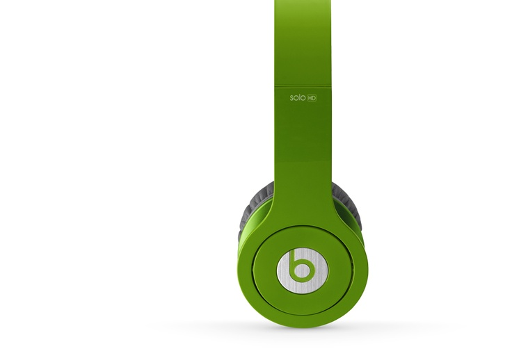 Beats Solo HD - On-Ear Headphones from Beats by Dr. Dre - Green