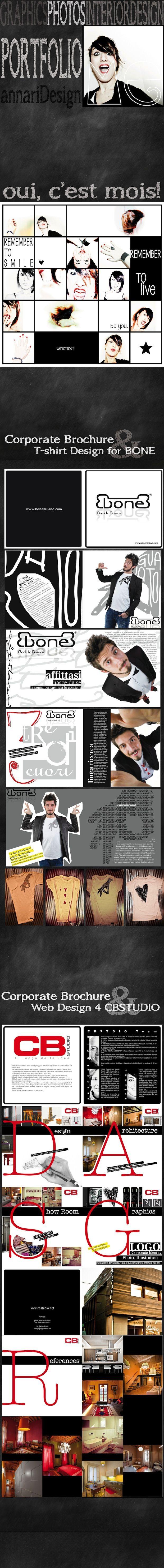 one Graphic design Brochure Identity Paolo Ruffini