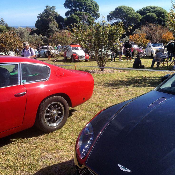 Carrick Hill 'Celebration of the Motorcar' Sunday 27 April 2014 • Citroen Societe SA Citroen Club in SA