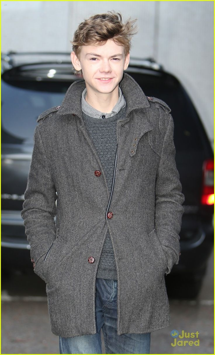thomas brodie sangster lorraine show stop 06