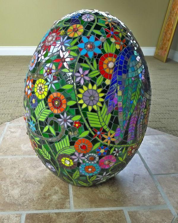 371 best pysanky images on pinterest egg decorating egg for Egg mosaic design