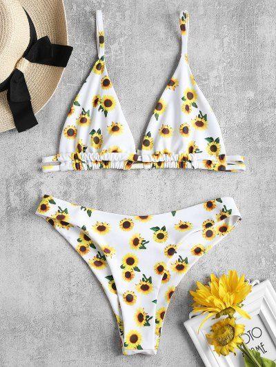 83a87a95e62 Sunflower High Cut Bikini - swimsuits