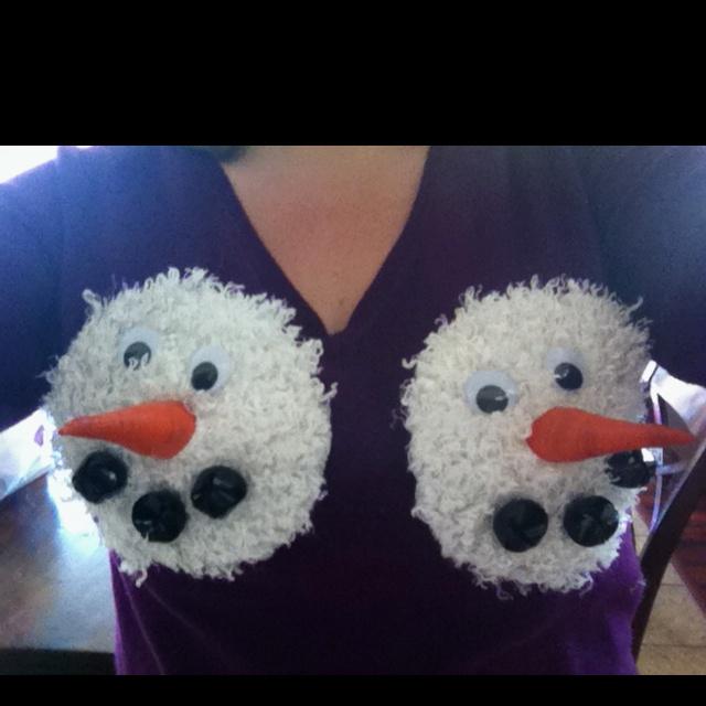 Ugly Christmas sweater!!!