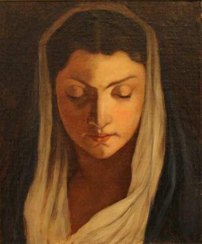 Maria Wiik: Madonna