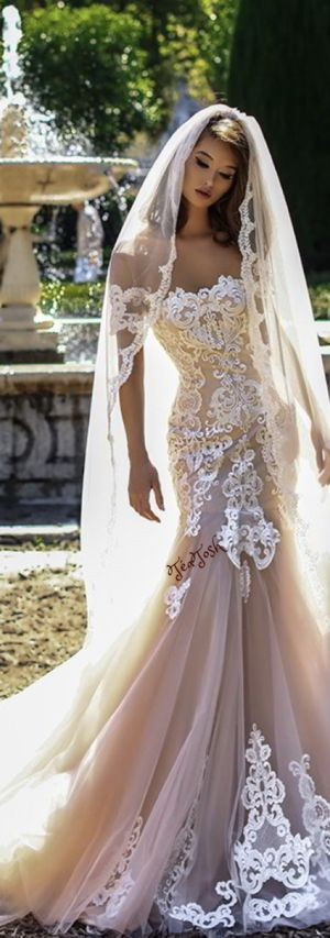 """❇Téa Tosh❇ Victoria Soprano 2018 Wedding Dresses""""The One"""" Bridal Collection"""