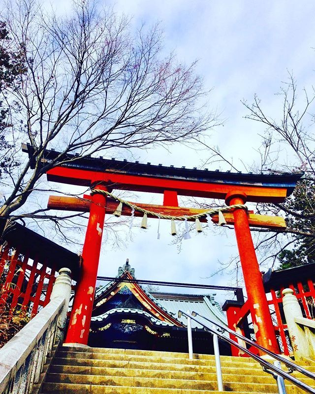 Instagram media by chen.weichueh - ⛩⛩A torii is a traditional Japanese gate most commonly found at the entrance of or with in a Shinto shrine. #torii#tranditional#japanese#gate#鳥居#とりい #神社#神域#人間#結界 #入口 #門#⛩ #伝統的な#shinto #shrine #japan #日本 #日本の文化 #japaneseculture#tokyo #東京 #高尾山薬王院 #薬王院