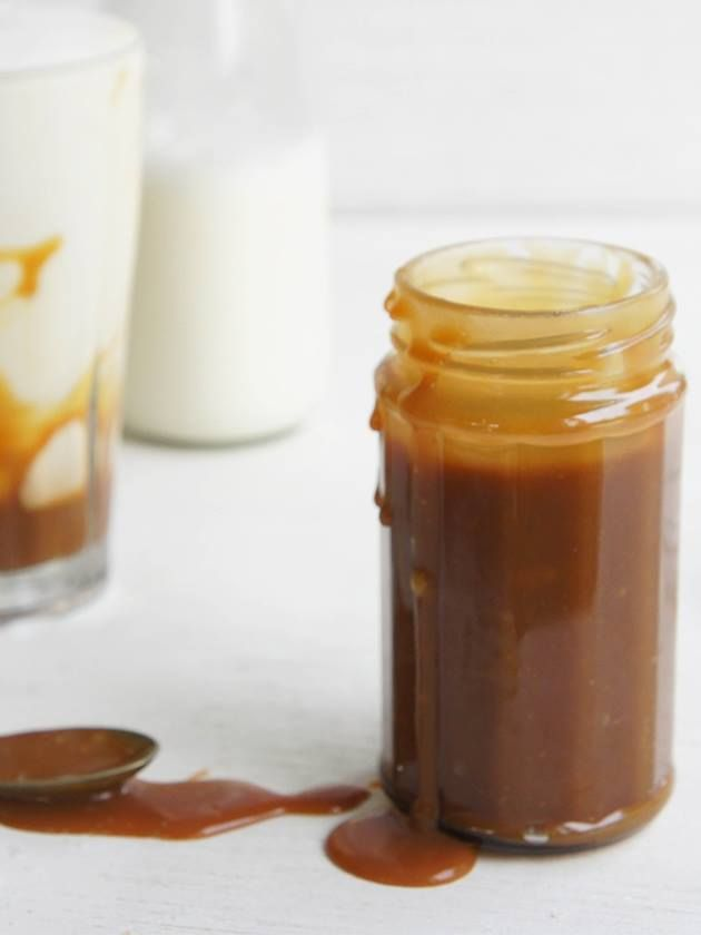 7 tips to make perfect salted caramel.  Get the recipe: http://trib.al/GUyTvul
