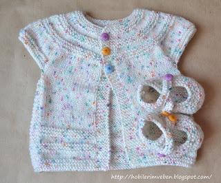 baby vest...fun for summer!